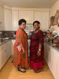 Radini Vakatawa Akanesi Vudidra In Her Outfit Complete With Tekiteki